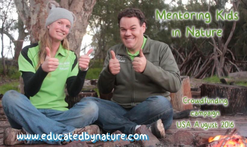 Mentoring Kids In Nature