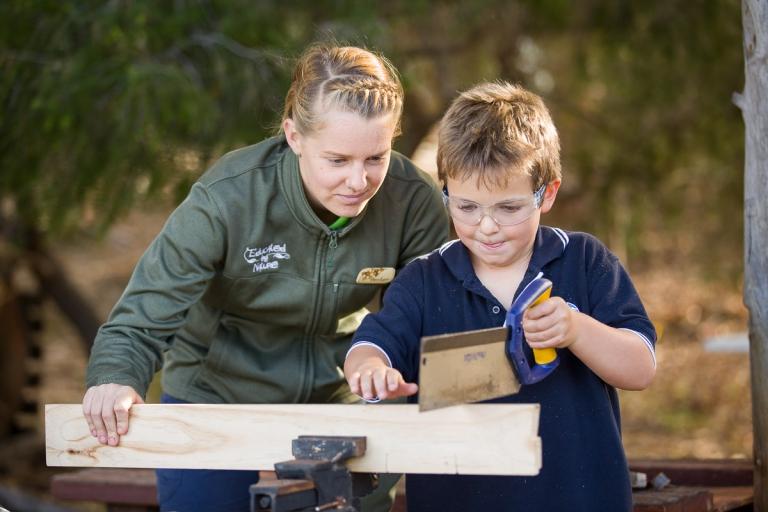 Bush Inventors' Club - Perth After School Program