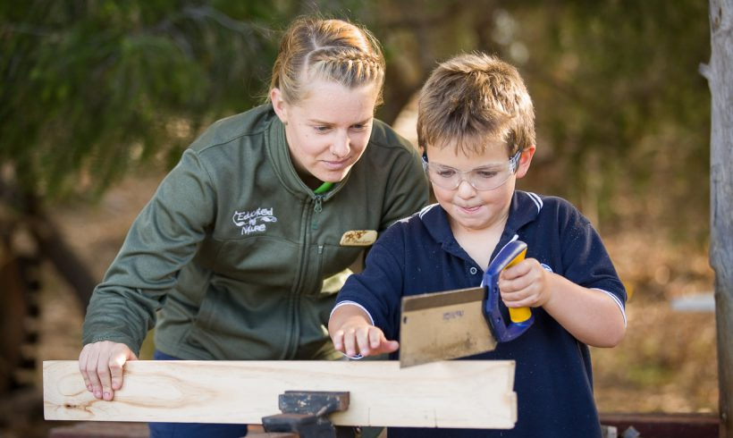 Bush Inventors' Club – Perth After School Program
