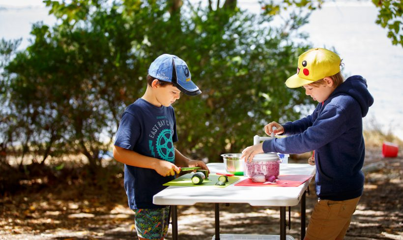 School Holiday Programs Perth – We Cook Our Own Food – KIN Village