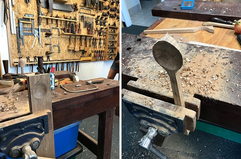 The Joy of Wood - Workshop Review and other musings - Educated by Nature