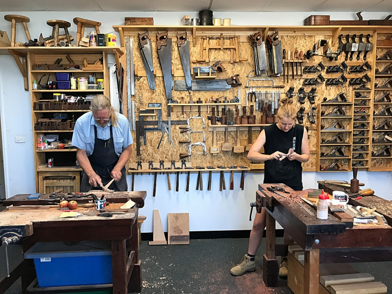 The Joy Of Wood Workshop Review And Other Musings Educated By Nature