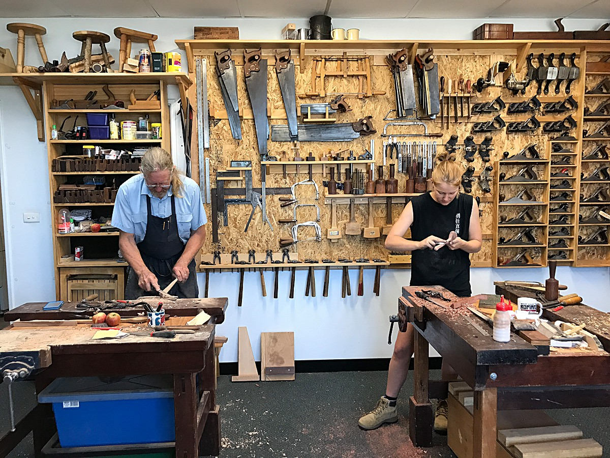 The Joy of Wood Workshop Review and Musings