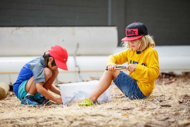 Outdoor School Holiday Program Perth - Educated by Nature