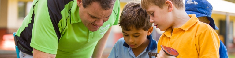 Nature-based programs for Schools